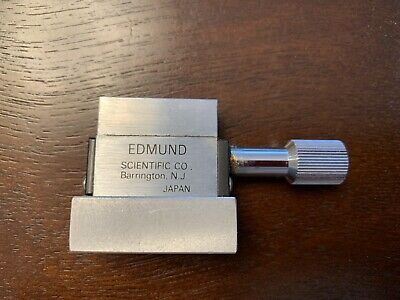 Edmund Optics Miniature Screw Drive Stages 53-383