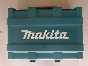 MAKITA HARD CARRY CASE FOR DRILL IMPACT OR USE FOR CAMPING CASE Ashmore Gold Coast City Preview