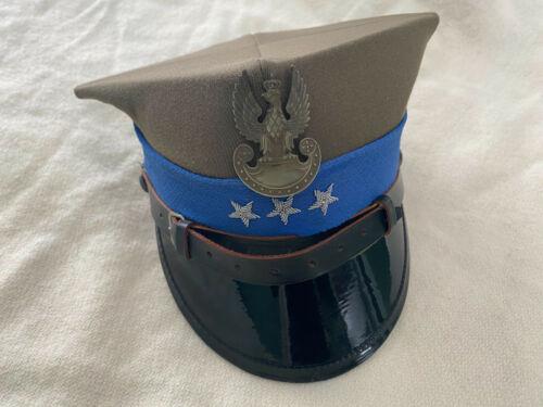 POLAND POLISH ARMY artillery ROGATYWKA HAT CAP