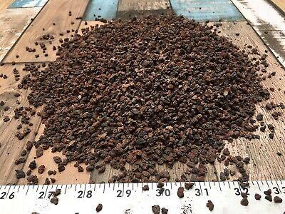 1 Gallon - Red Lava Cinder Rock For Cactus Bonsai Succulent Plant Soil Mix