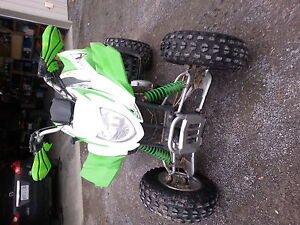 2011 Arctic Cat dvx 300