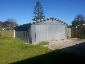 SHED, with roller panel door Park Holme Marion Area Preview