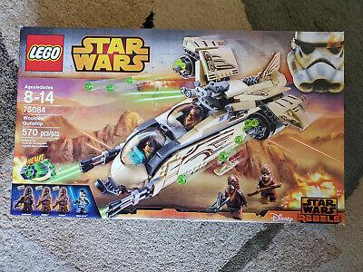 LEGO STAR WARS 75084 Wookie Gunship NEW IN SEALED BOX
