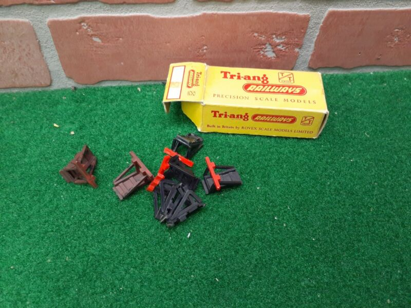 Triang Railways TT Gauge T.155 Buffer Stops