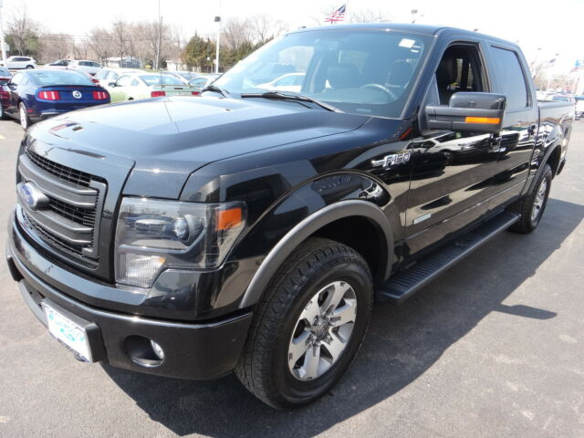 Image 1 of Ford: F-150 FX4 CREWCAB…