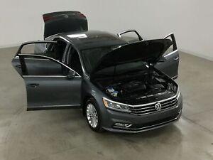 2017 Volkswagen Passat 1.8 TSi Comfortline Cuir*Toit*Camera Recu