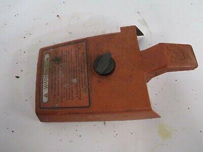 Husqvarna 268k Cutoff Chop Concrete Saw Air Filter Cover Cap