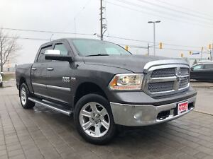 2014 Ram 1500 LONGHORN LIMITED**RAM BOX CARGO**AIR SUSPENSION**