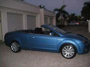 2008 Ford Focus Convertible North Ward Townsville City Preview