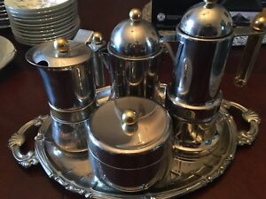 Vev Vigano Coffee Set