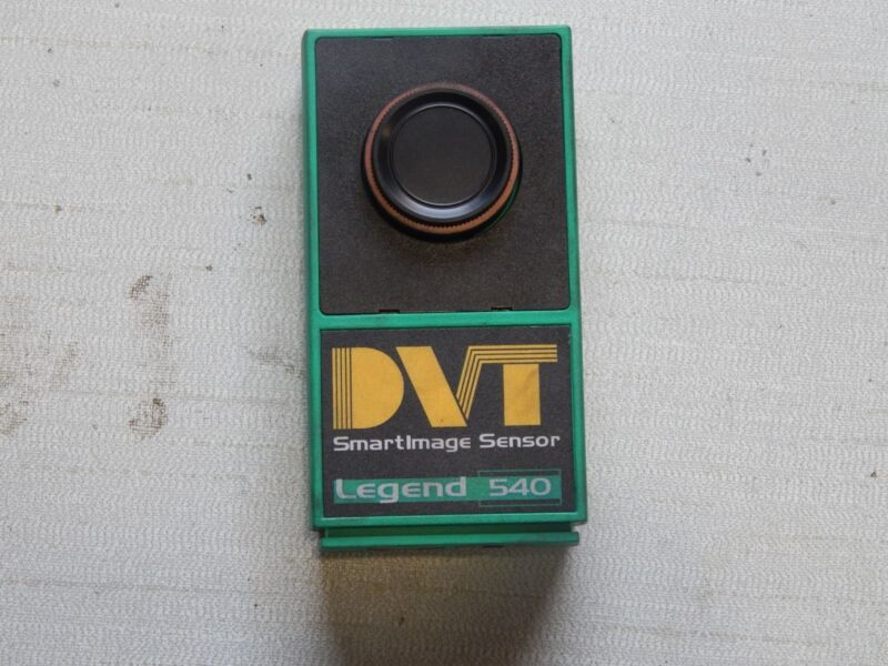 Cognex DVT Smart Image Sensor Legend  540MR