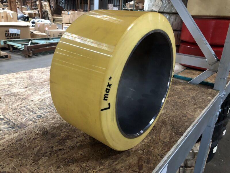 13.5x6x10 Stellana Poly Press On Tire Forklift Tires NashLift