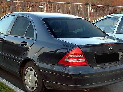 Tönungsfolie passgenau Mercedes C-Klasse (W203) Limousine ´00-´06