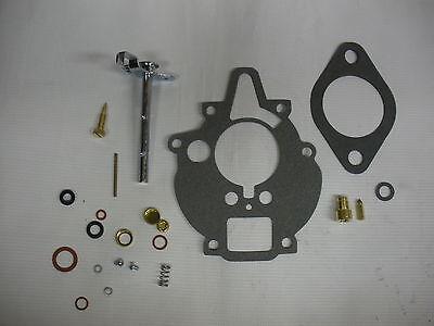 John Deere 3010 3020 4000 4010 4020 Carburetor Kit Zenith Carb New Free Shipping