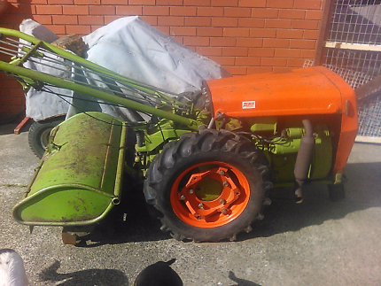 For sale: Agria 1.900 - ED/ 20 walk behind tractor.