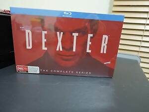 Dexter, complete series on blu ray Cranbourne North Casey Area Preview