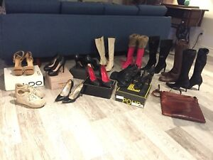 Women's Shoes and Boots New and Used