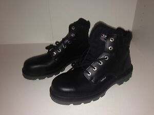 New Steel Toe Safety Boots - 10.5 Peterborough Peterborough Area image 1