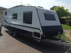 BRAND NEW Caravan 19ft. 6ins ~ Made by Suncamper ~ URGENT SALE Kellyville The Hills District Preview