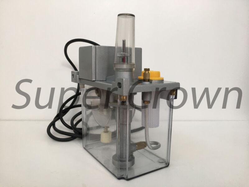 CNC Electric Intermittent Lubrication Pump, 220V, 5 min, 2L, Jin-Yin, CE JY 18F