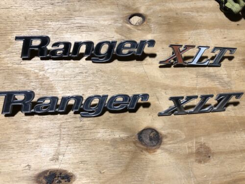 1970 Ford Ranger XLT Emblems