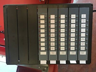 Simplex Fire Alarm Network Display Unit Wvoice