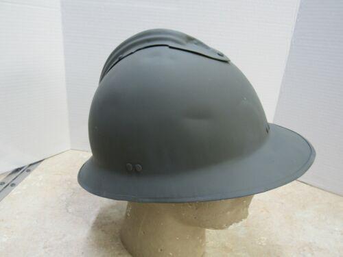 Original PRE WW2 French Adrian M1926 Helmet Shell M26