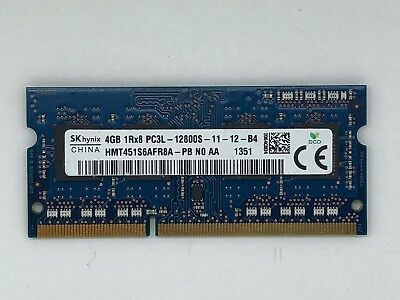 4GB RAM for Acer Aspire E Series ES1-111M-xxxx (4GBx1 memory)  (B13)