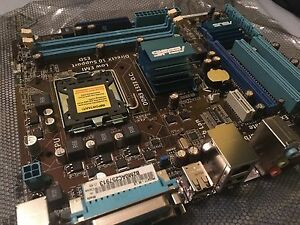 Brand new in box Asus P5G41T-M LX Motherboard