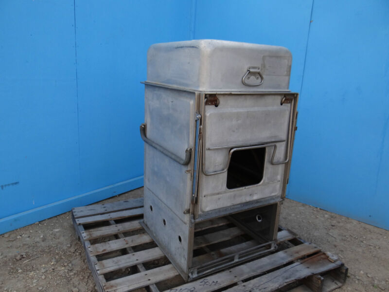 MILITARY M59 RANGE OUTFIT FIELD COOK STOVE COOKING STATION BURNER OVEN GASOLINE