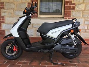 YAMAHA Bwis YW 125 Manningham Port Adelaide Area Preview