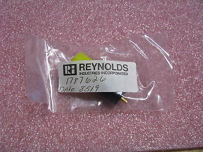 TELEDYNE REYNOLDS 725 SERIES RECEPTICLE ASSEMBLY REF F PART # 1787626