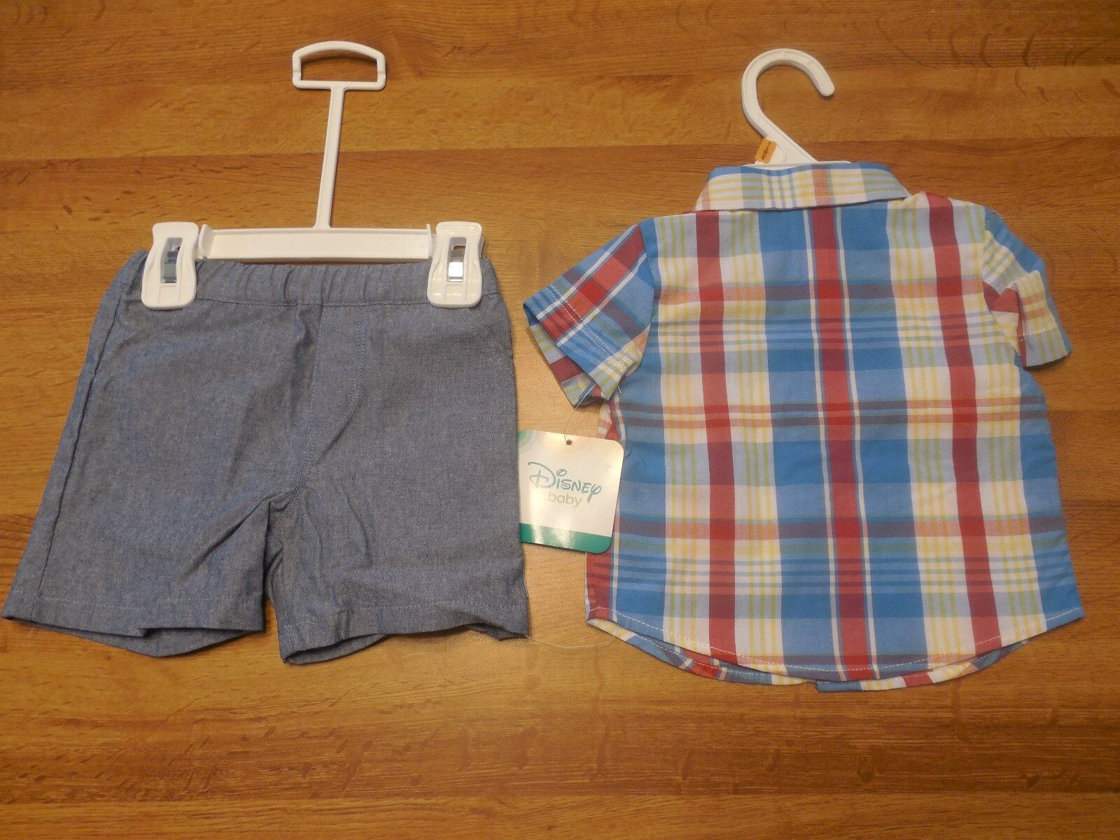 Disney Mickey Mouse Boys Newborn Clothes Size 0 to 3 Months
