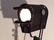Vintage Studio/Theatre Light in need of restoration Petersham Marrickville Area Preview