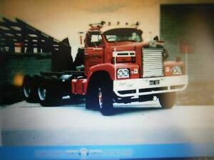 "Diamond Reo Truck, the """