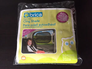 Brica Cling Shade 2 pack -unopened.