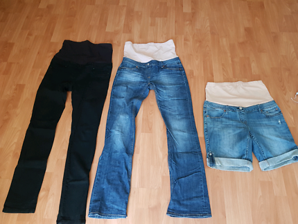 Jeanswest Maternity jeans and shorts