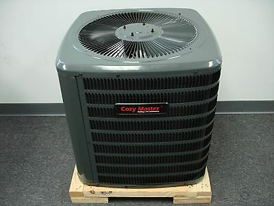 5 ton 13 SEER Cozy Master™ central AC gsx130601 air condit