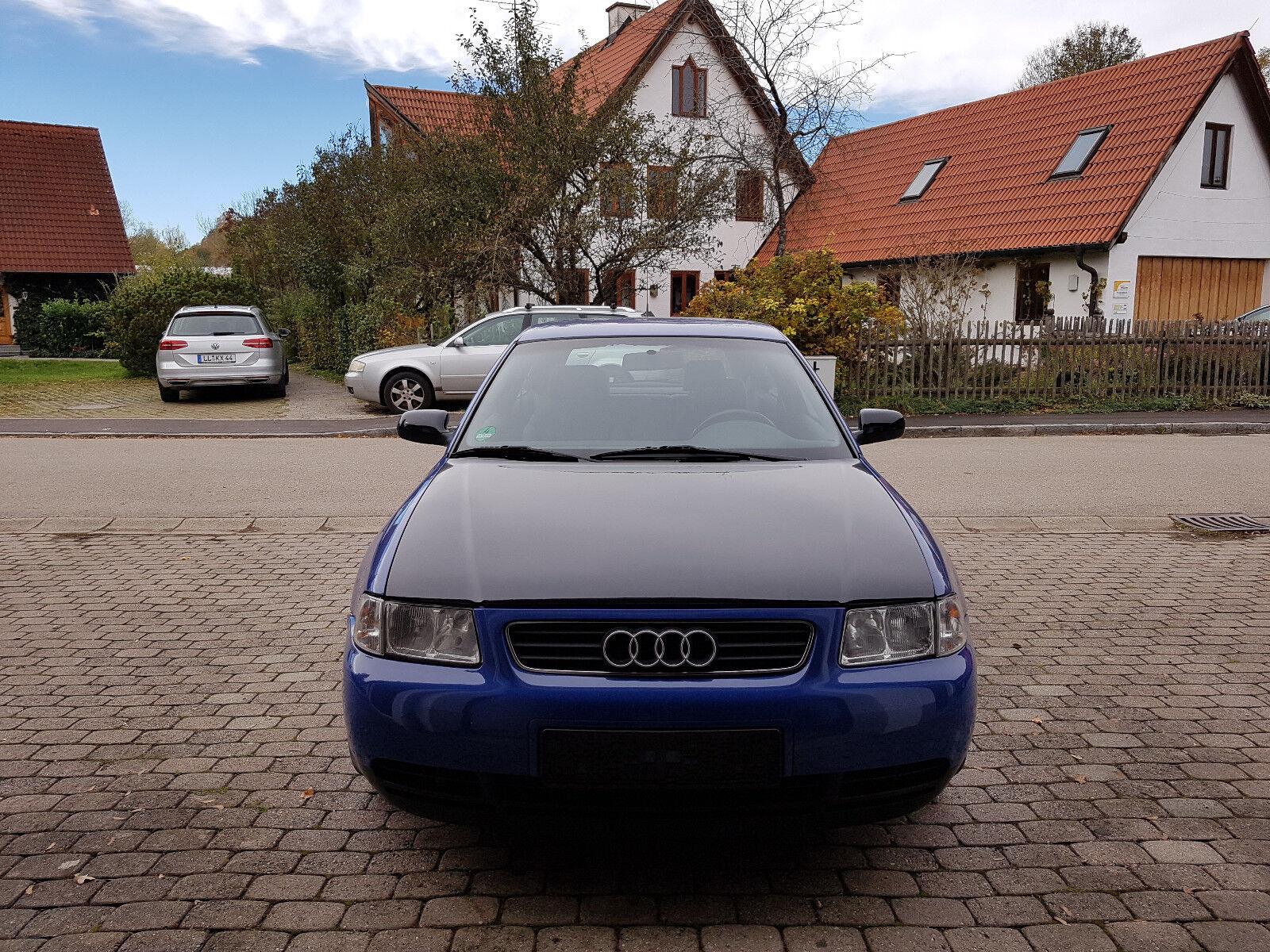 Audi A3 8L 1.6