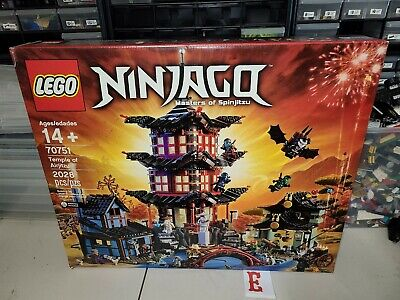 LEGO Ninjago 70751 Temple of Airjitzu - New in Box