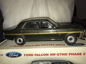 XW GTHO FORD FALCON 1:18 Largs Maitland Area Preview