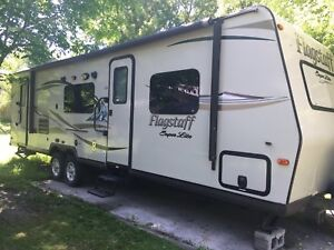 2013 Flagstaff Trailer Rental