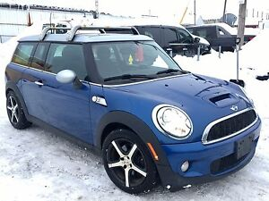 2008 Mini Cooper S Turbo Clubman