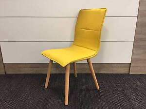 【Brand New】Elegant Modern PU Leather Dining Chair Nunawading Whitehorse Area Preview