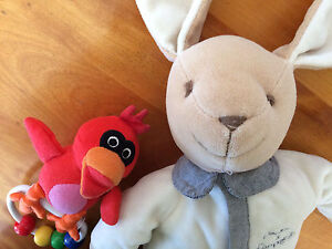 Lapin Doudou & compagnie
