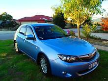 Subaru RX Hatchback - LOW KMs - SOPHISTICATED - 2010 Pearsall Wanneroo Area Preview
