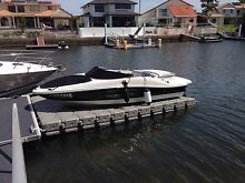 Floating dry dock pontoon Paradise Point Gold Coast North Preview