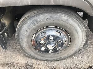 Hino FD Truck tyres 8.25R16LT x6 Willawong Brisbane South West Preview