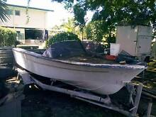 Fibreglass  16 foot boat x2 Hervey Range Charters Towers Area Preview