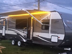 2016 REVERE SHASTA by FOREST RIVER! Reduced to clear  35ft